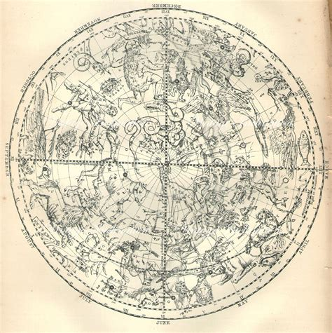 Printable Star Map For Tonight - Printable star map