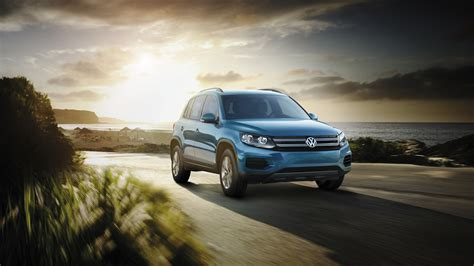 Volkswagen Tiguan Limited Edition 2017 4K Wallpaper | HD ...