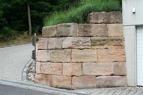 Mörtel Für Natursteinmauer by Natursteinmauern Palisaden Pflasterbetrieb Drechsler Gmbh