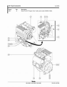 Deutz 2011 Engine Electrical Diagram  Deutz  Free Engine