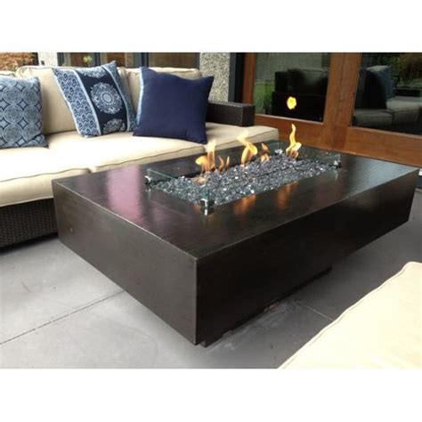 propane fire table glass 43 best images about fire pits and fire tables on pinterest