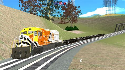 Gta San Andreas Gta 5 Freight Train For Android Mod