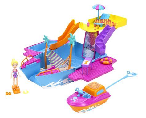 Polly Island Hammock by Polly Pocket Tropical Yacht 9 99 Was 29 99