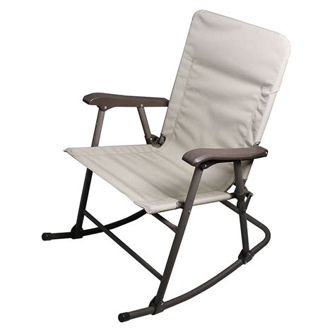 Outdoor Lawn Chairs by Folding Rocker Chair Rocking Seat Furniture Outdoor Relax