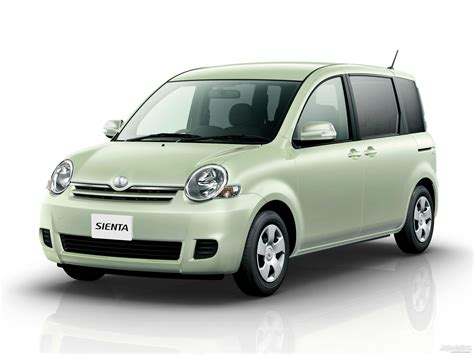 Toyota Sienta Modification by Toyota Sienta Car Technical Data Car Specifications