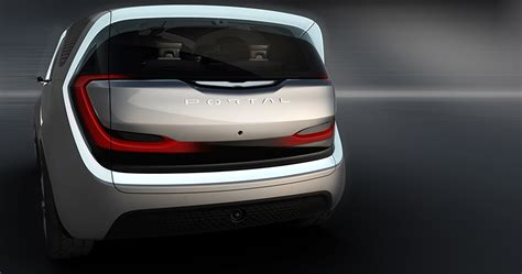 Chrysler Debut The 'portal' A Car For Millennials, By