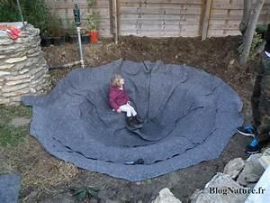 Bache Epdm Pas Chere : r ve de gosse un bassin dans le jardin ~ Melissatoandfro.com Idées de Décoration