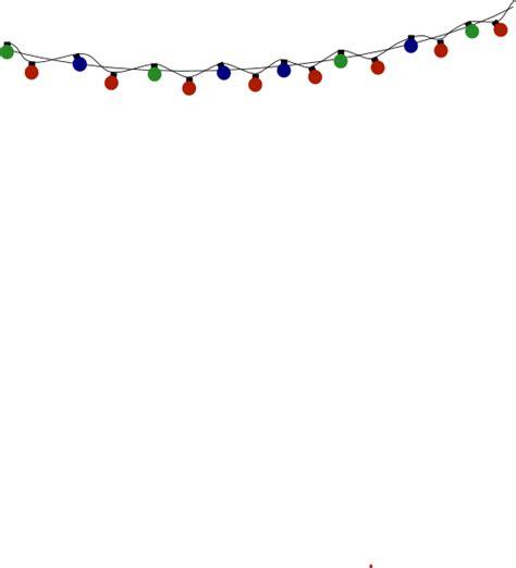 christmas lights clip art at clker com vector clip art
