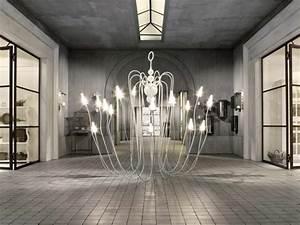 Lampadaire Salon Design : lampadaire design ultra moderniste pour le salon ~ Preciouscoupons.com Idées de Décoration
