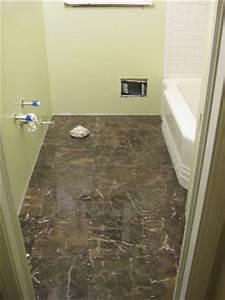 bathroom renovation how to install baseboards trim With how to install baseboard trim in bathroom