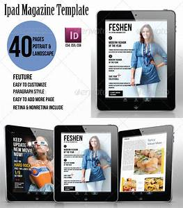 27 Great Digital Magazine Templates For iPad and Tablet ...