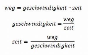 Einheiten Berechnen : zur ckgelegten weg anhand der geschwindigkeit berechnen ~ Themetempest.com Abrechnung