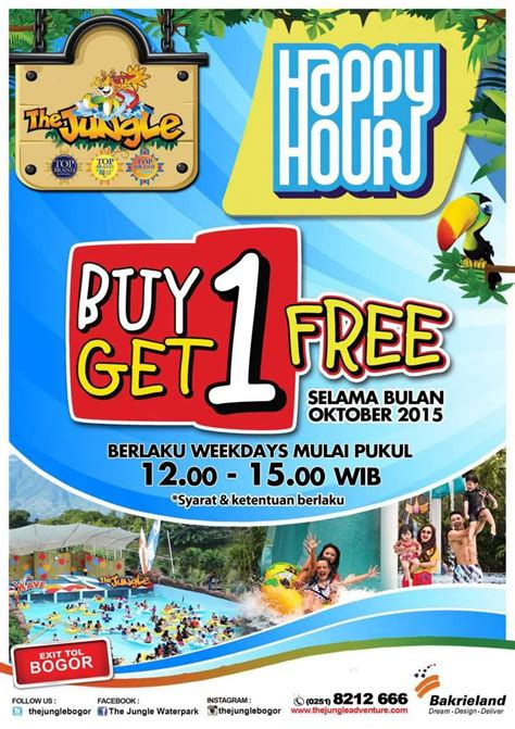 promo jungle waterpark bnr buy     travels promo