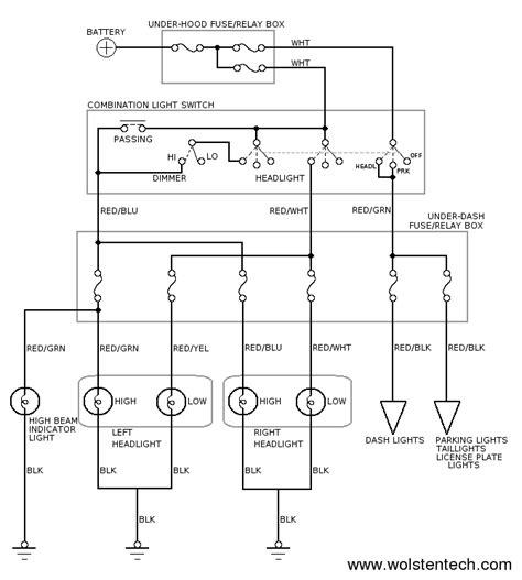 acura integra wiring diagram wiring diagram