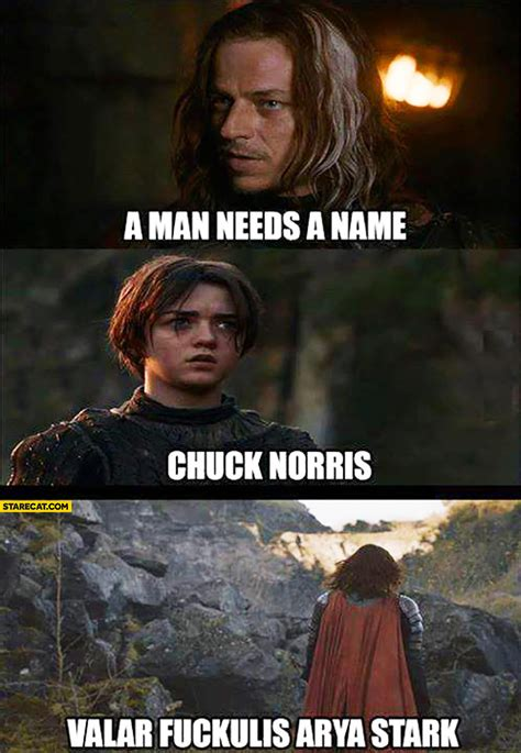 Arya Meme - arya stark memes starecat com
