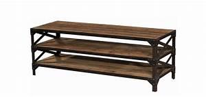 Meuble Tv Bois Foncé : meuble tv ancien d couvrez nos meuble tv anciens prix ~ Teatrodelosmanantiales.com Idées de Décoration
