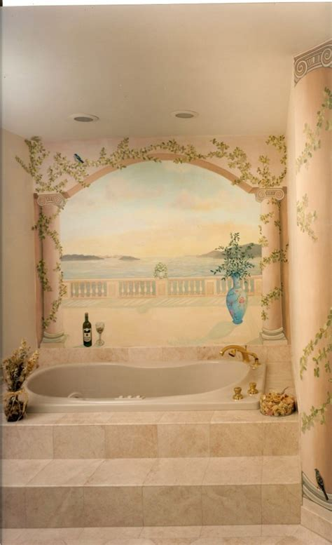 Bathroom Mural Ideas by 21 Great Mosaic Tile Murals Bathroom Ideas And Pictures