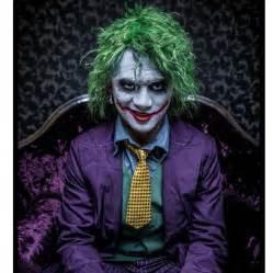 Joker Clowns with Green Hair