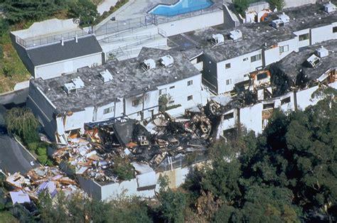 1994 Northridge Earthquake Damage