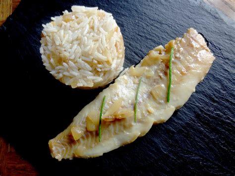 colin cuisine colin et riz à la japonaise la tendresse en cuisine