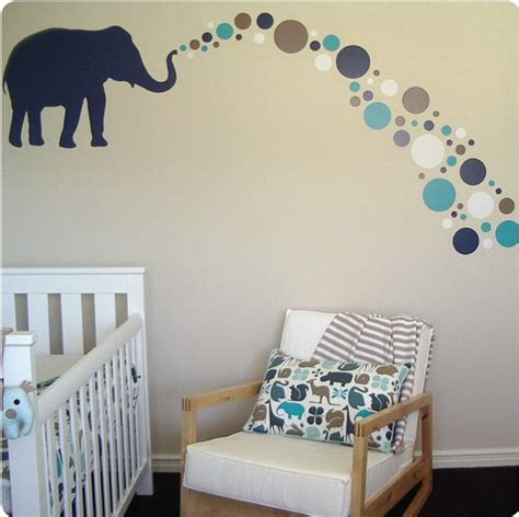 stickers elephant chambre bébé 10 most stylish wall stickers for your room