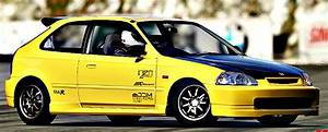 Honda Civic Type R 1997 : 1997 honda civic type r by bigbadmatt on deviantart ~ Medecine-chirurgie-esthetiques.com Avis de Voitures