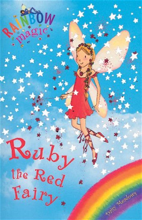 rainbow magic rainbow fairies  ruby  red fairy
