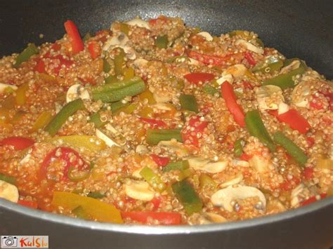 Recept: Kvinoja - Kulinarika.net