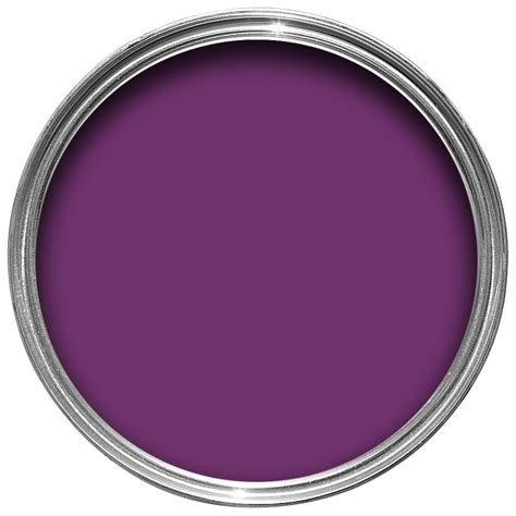 dulux made by me interior exterior purple gloss multipurpose paint 250ml departments