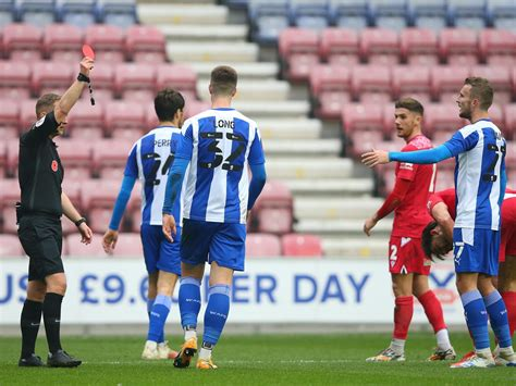 'My worst defeat as a manager', admits Wigan Athletic boss ...