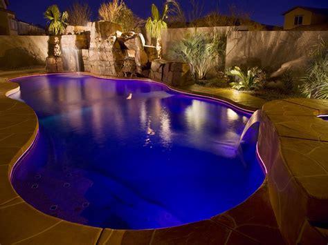 viking pools  redding swimming pool lighting