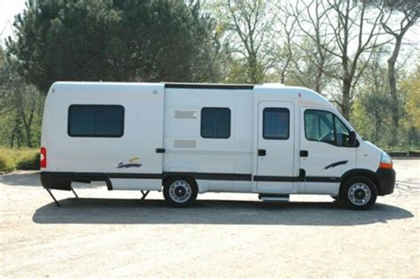 Extendable Campervan
