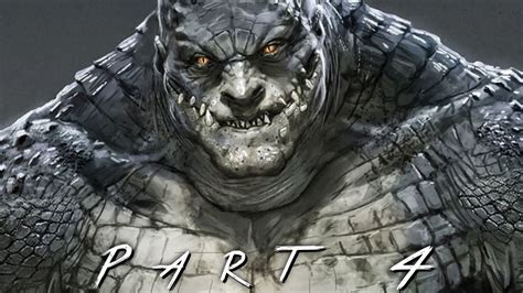 review batman return to batman arkham asylum killer croc www pixshark