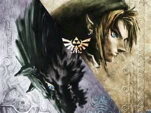 Legend of Zelda Twilight Princess Wolf Link