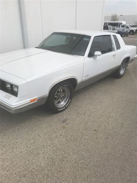 1985 Cutlass 442 For Sale  Oldsmobile Cutlass 1985 For