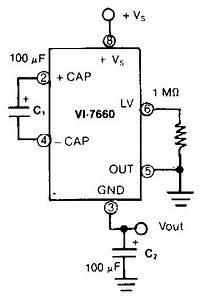Simple Efficient Supply Splitter Circuit Diagram