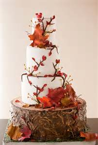rustic fall wedding rustic fall inspired wedding cake rustic fall inspired wedding cake wedding cakes photos
