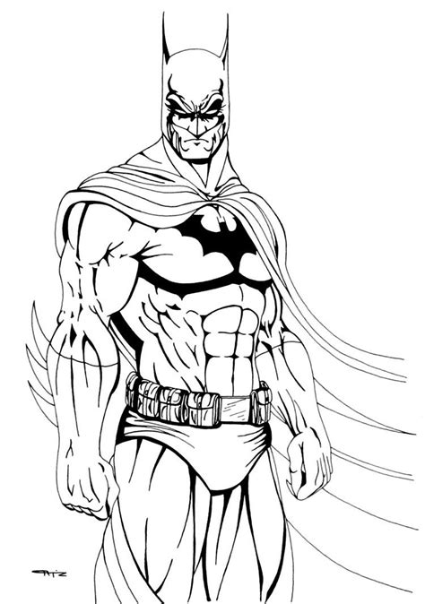 coloring pages batman batman coloring pages comic book coloring pages