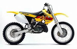 1999 Rm250 Compared To The Newer Rm250s