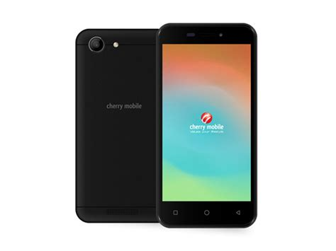cherry mobile omega icon  full specs price  features