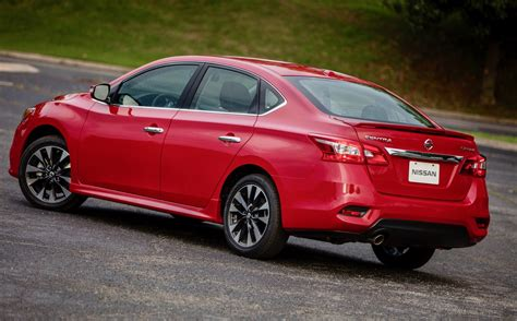 nissan sentra 2018 nissan sentra starts at 17 875 the torque report