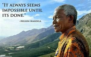 Nelson Mandela Inspirational Quotes. QuotesGram