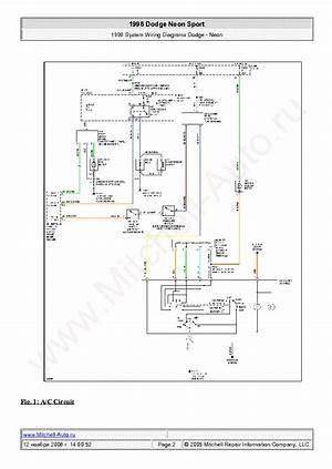 2001 Plymouth Neon Wiring Diagram 24552 Getacd Es