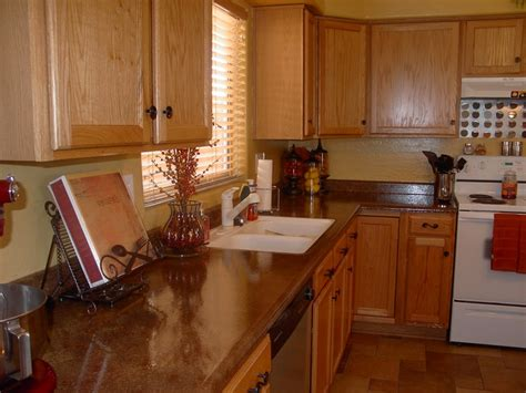 countertops for kitchen cabinets painted laminate countertops i painted my white 5935