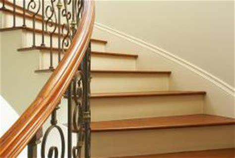 finish oak stair treads home guides sf gate