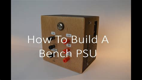 Pc Power Supply To Bench Power Supply by How To Build A Bench Power Supply From A Pc Power Supply