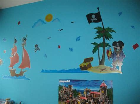 decoration pirate chambre bebe décoration chambre de garcon 5 ans