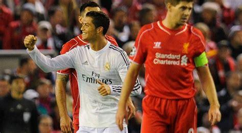 Real Madrid vs. Liverpool: todos los goles de Cristiano ...