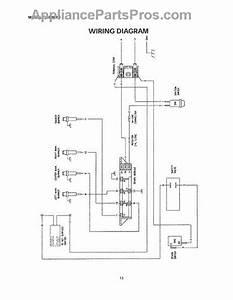 Parts For Thermador Cgb36ru  Wiring Diagram Parts
