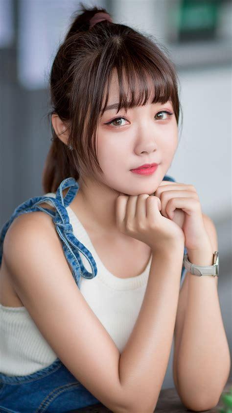 Cute Adorable Asian Girl Photography 4K Ultra HD Mobile ...